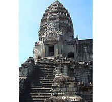 Cambodia. Angkor Wat , Siem Reap 24 Photographic Print