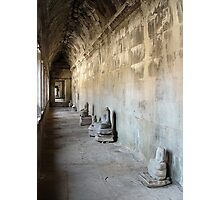 Cambodia. Angkor Wat , Siem Reap 25 Photographic Print