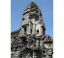 Cambodia. Angkor Wat , Siem Reap 26 Photographic Print