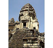 Cambodia. Angkor Wat , Siem Reap 27 Photographic Print