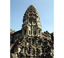 Cambodia. Angkor Wat , Siem Reap 28 Photographic Print