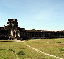 Cambodia. Angkor Wat , Siem Reap 29 by Feesbay