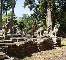 Cambodia. Angkor Wat , Siem Reap 33 by Feesbay