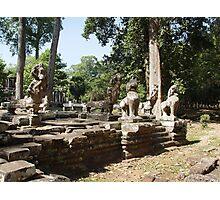 Cambodia. Angkor Wat , Siem Reap 33 Photographic Print