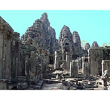 Cambodia. Angkor Wat , Siem Reap 34 Photographic Print