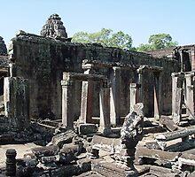 Cambodia. Angkor Wat , Siem Reap 35 by Feesbay