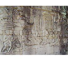 Cambodia. Angkor Wat , Siem Reap 36 Photographic Print