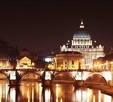 Vatican in Rome by Sergey Martyushev