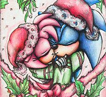 Sonamy at Xmas by MissTangshan95