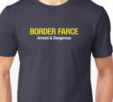 Border Farce - Big and Yellow Unisex T-Shirt