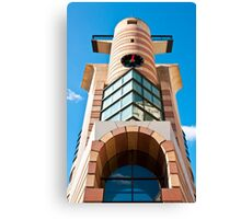 Number 1 Poultry Canvas Print