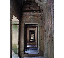 Cambodia. Angkor Wat , Siem Reap 40 Photographic Print