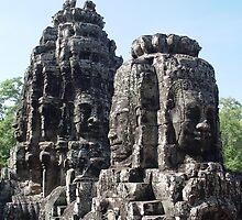 Cambodia. Angkor Wat , Siem Reap 42 by Feesbay