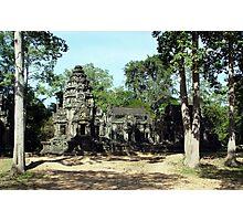 Cambodia. Angkor Wat , Siem Reap 43 Photographic Print