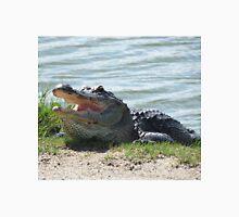 How Doth The Little Crocodile... Unisex T-Shirt