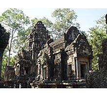 Cambodia. Angkor Wat , Siem Reap 45 Photographic Print
