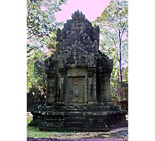Cambodia. Angkor Wat , Siem Reap in colour Photographic Print