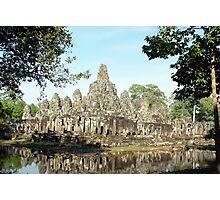 Cambodia. Angkor Wat , Siem Reap 46 Photographic Print