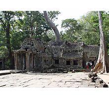 Cambodia. Angkor Wat , Siem Reap 47 Photographic Print