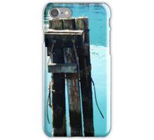 Ocean Pier Stillness iPhone Case/Skin