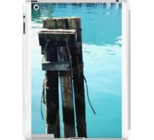 Ocean Pier Stillness iPad Case/Skin