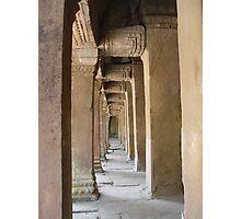 Cambodia. Angkor Wat , Siem Reap 48 Photographic Print