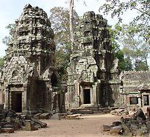 Cambodia. Angkor Wat , Siem Reap 49 by Feesbay