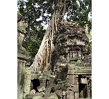 Cambodia. Angkor Wat , Siem Reap 52 Photographic Print