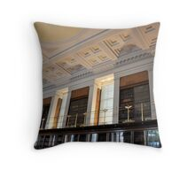 Grenville Library Throw Pillow