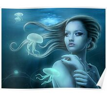 Under the waves Poster