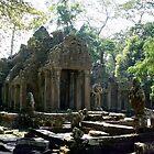 Angkor Wat , Siem Reap by Feesbay