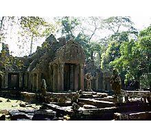 Angkor Wat , Siem Reap Photographic Print