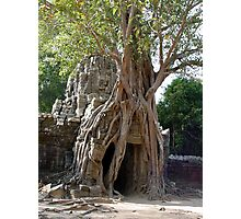 Cambodia. Angkor Wat , Siem Reap 68 Photographic Print