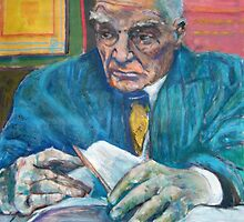 Learned Hand by Michel Martinet