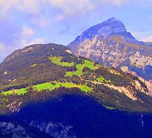 Wonderful Switzerland I by Daidalos