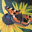 September Butterfly by April Jarocka
