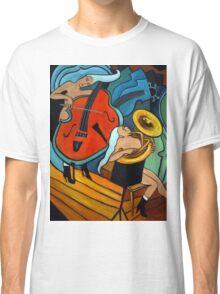 Tuba Player Classic T-Shirt