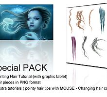 Special Tutorial Pack by LuneBleu
