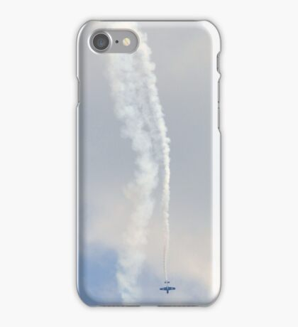 """Quick Silver"", Scott ""Scooter"" Yoak iPhone Case/Skin"