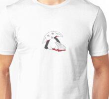 Cute Vampire Rabbit Unisex T-Shirt