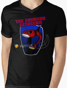 The Crimson Cetacean T-Shirt