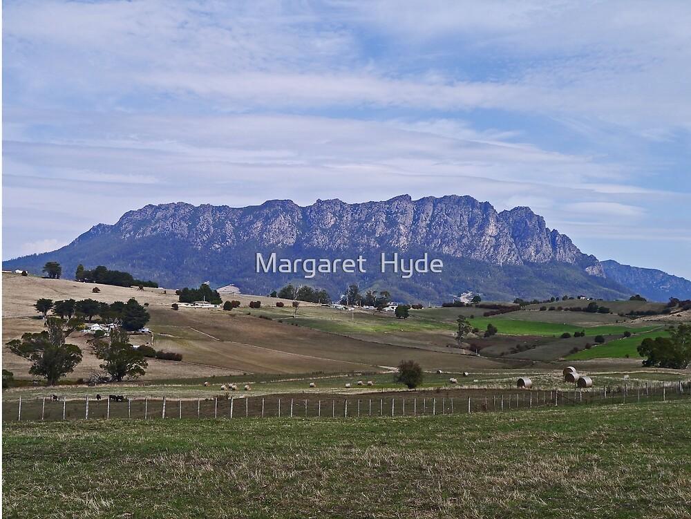 Mt Roland, Tasmania by Margaret  Hyde