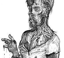 Alex - Zombie N0. 051 by ADzArt