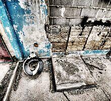 Outdoor Toilet - Hillsboro, Texas by jphall