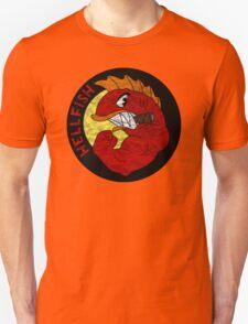 HELLFISH SIMPSONS - PAPER TEXTURE T-Shirt