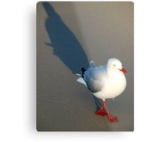 The Bird Metal Print
