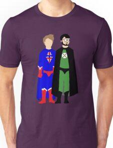 X-Ray and Vav Unisex T-Shirt