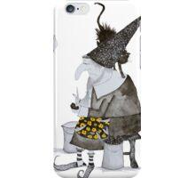 Wizard Petrosilius Zwackelmann iPhone Case/Skin