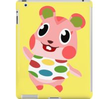 Apple the Hamster iPad Case/Skin