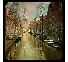 The Zuiderkerk at Amsterdam Photographic Print